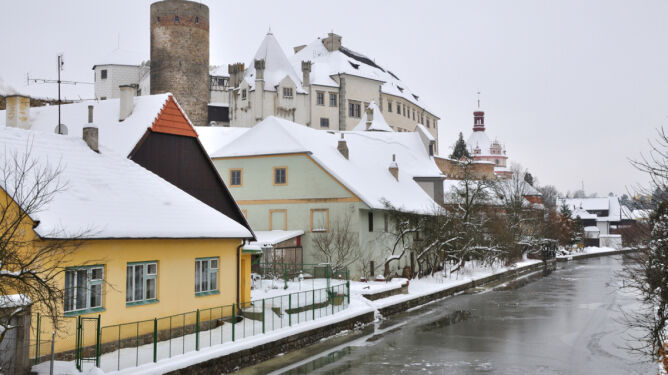 Niebezpieczne roztopy w Czechach. Nadgraniczne rzeki mogą wylać