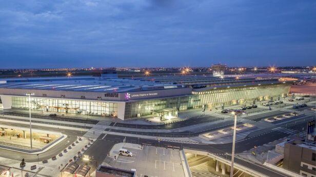 Lotnisko Chopina TVN24 BIŚ