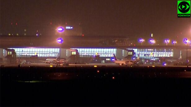 Samolot musiał zawrócić do stolicy Polski (zdjęcie ilustracyjne) archiwum TVN24