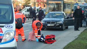 Dziecko potrącone na pasach. Reanimowali je świadkowie