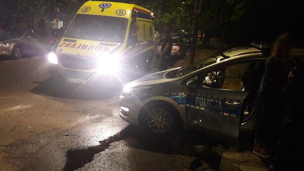 Ratownicy medyczni zatrzymali pijanego kierowcę Krzysztof Budek