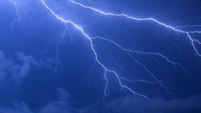 Gdzie jest burza. Sprawdź aktualną sytuację pogodową