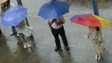 Prognoza pogody na najbliższe dni: przelotne opady do końca tygodnia