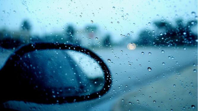 Opady mogą utrudniać podróżowanie