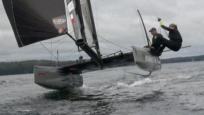 Piotr Tarnacki - czy to nadal żeglarstwo?