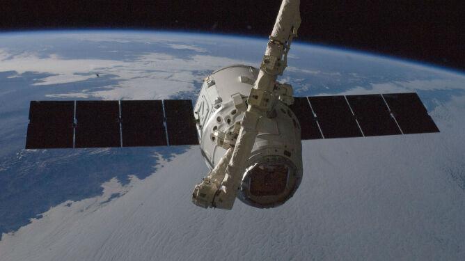Czwarty zaopatrzeniowy lot statku kosmicznego Dragon zakończony
