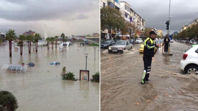 Powodzie. W Albanii ofiary śmiertelne, w Serbii najgorsza sytuacja od 1972 roku