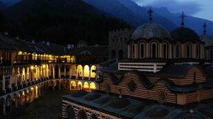 Pożar zagraża monasterowi Rilskiemu. Pogoda nie pomaga strażakom