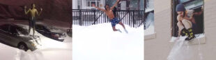 """Powstał nowy """"sport"""" zimowy. Efektowny, ale niebezpieczny"""